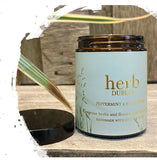 Herb Dublin Jar Candles