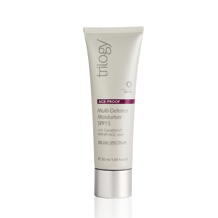 Trilogy Multi-Defence SPF15 Moisturiser