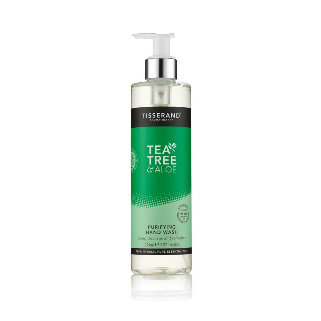 Tisserand Tea Tree & Aloe Purifying Hand Wash