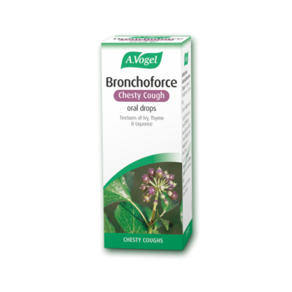 A Vogel Bronchoforce - Chesty cough remedy
