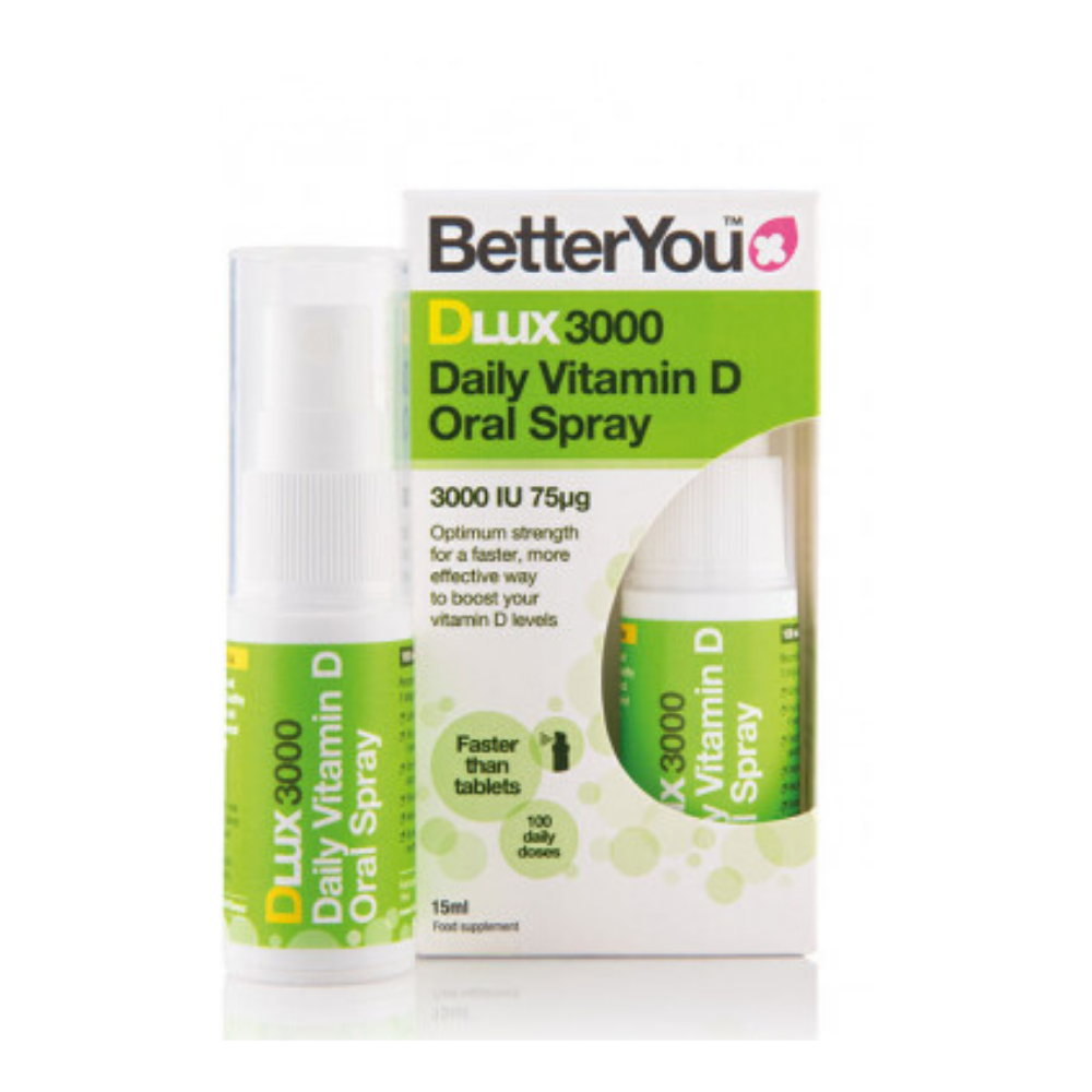 Better You DLux 3000 Vitamin D Oral Spray