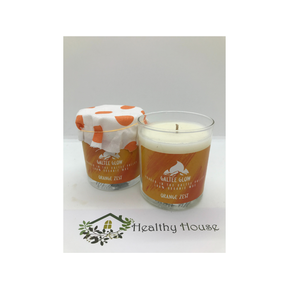 Galtee Glow Orange Zest Candle