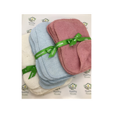 Washable Wipes in Soft Bamboo