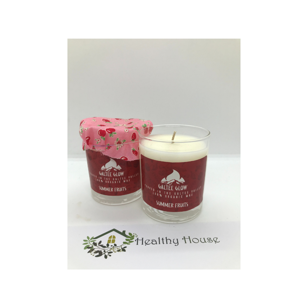 Galtee Glow Summer Fruits Candle