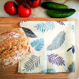 Ireland Beeswax Wraps Pack