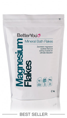 Better You Pure Magnesium Bath Flakes 250g/1kg