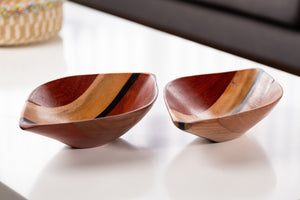 Boat Stripe Bowls - Cameroon - Pendza