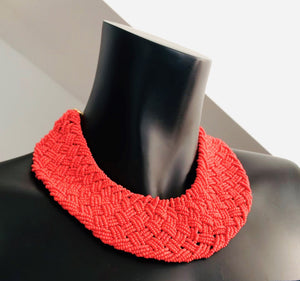 Choker Necklace - Pendza