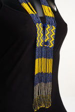 Long Beaded Necklaces- Cameroon - Pendza