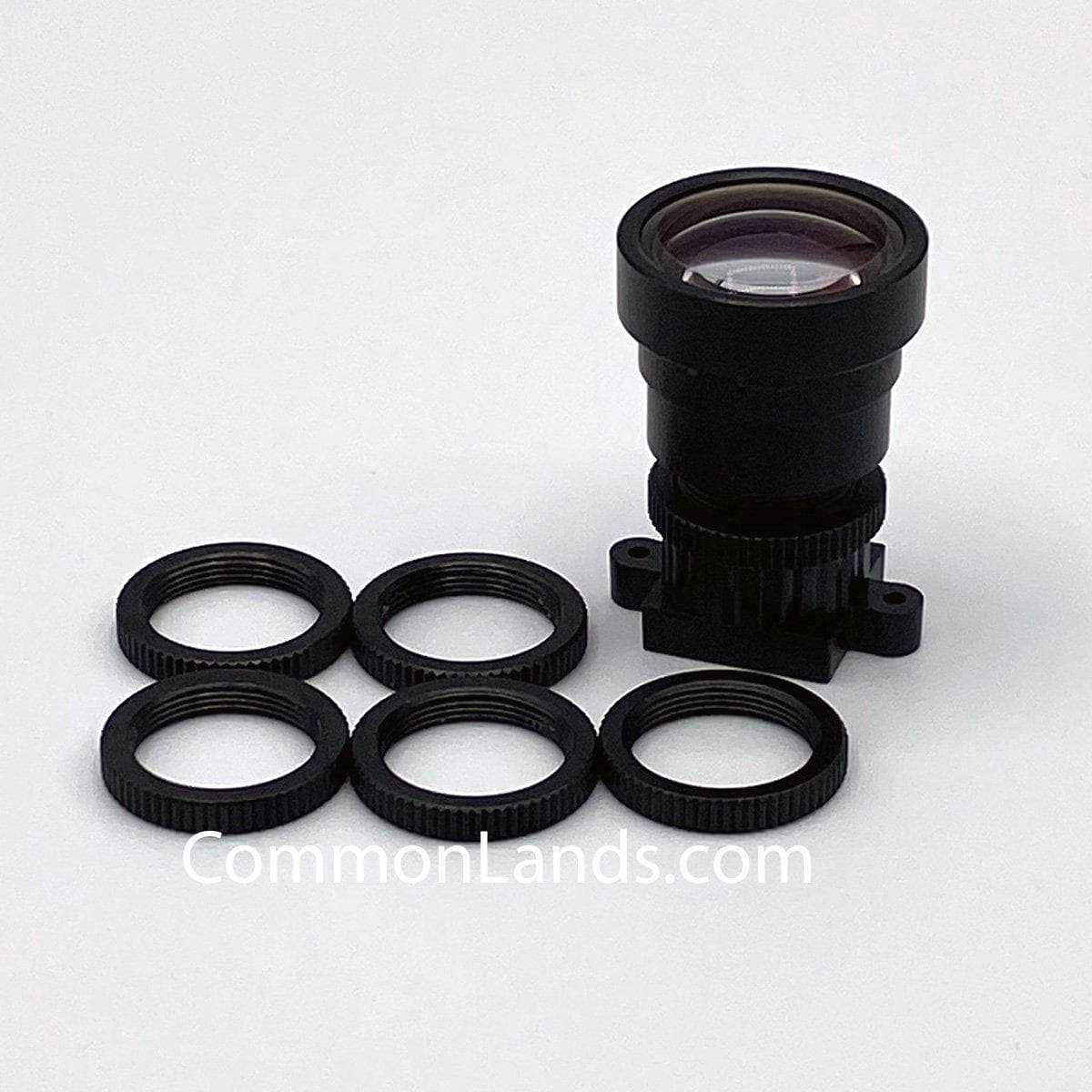 M12 Lens Holder Focus Lock Nut Ring