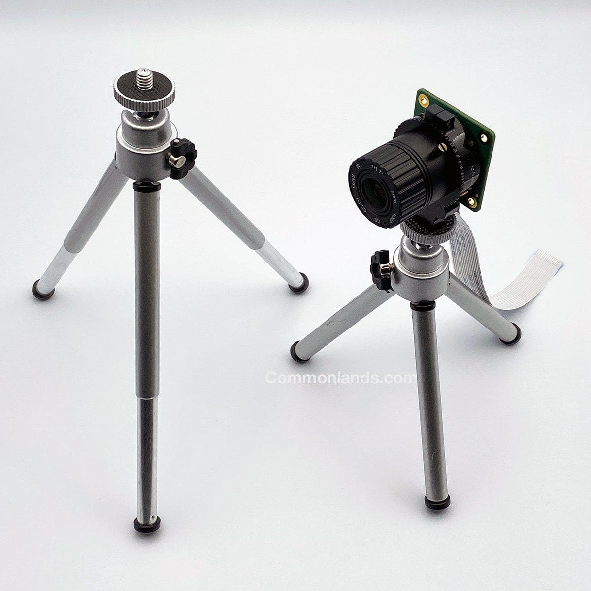 Raspberry Pi High Quality Camera Desktop Tripod