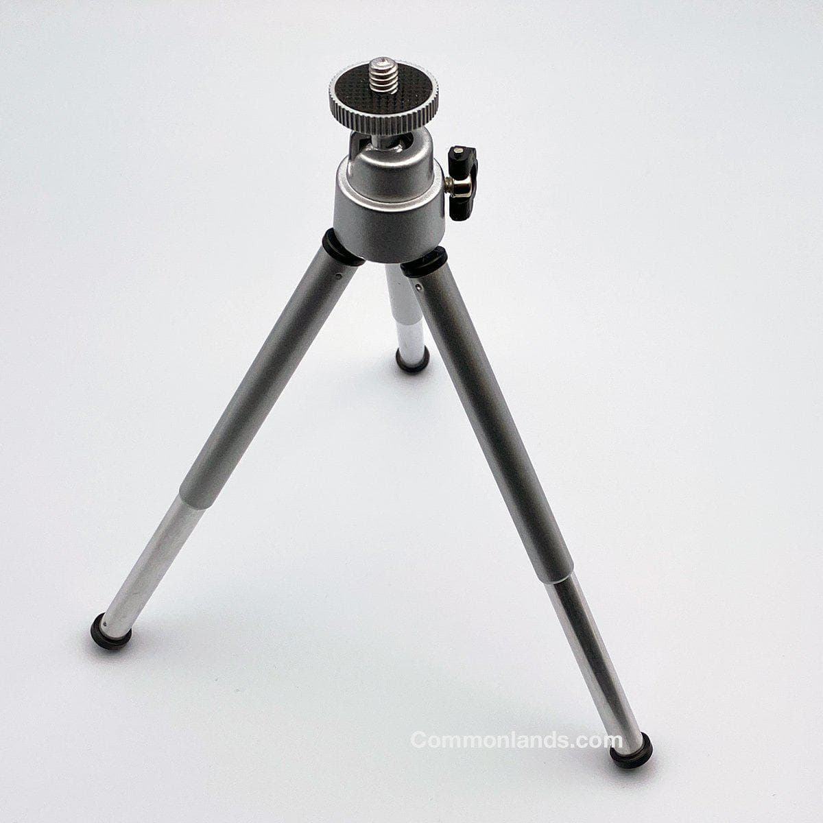 Miniature Telescoping Extension Tripod for Desktop Cameras