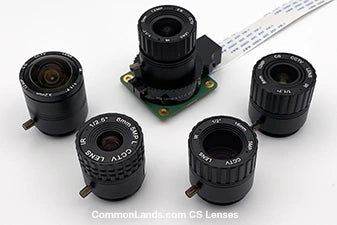 CS Mount Lenses