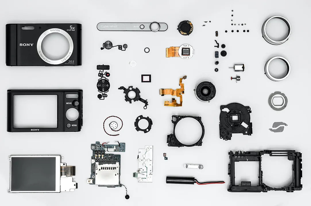 Camera Components and Teardown