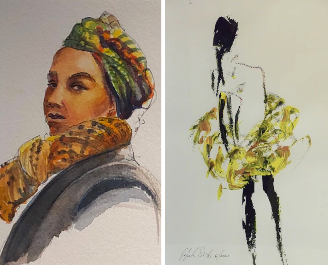 Two new women artists join Knowhere Gallery this season