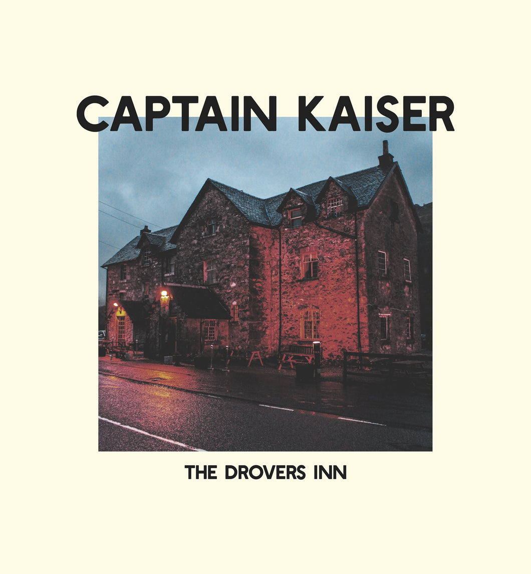 6. The Drovers Inn (2021) - CD