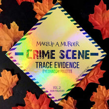 Load image into Gallery viewer, Vol 2 Crime Scene Trace Evidence