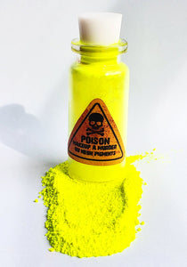 Yellow Poison Neon