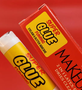 Super Glue Fuming Cosmetic Adhesive