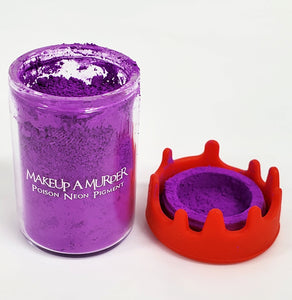 Purple Poison Neon (Bloody Drip Jar)
