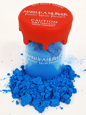 Blue Poison Neon (Bloody Drip Jar)