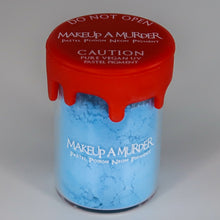 Load image into Gallery viewer, Blue Pastel Poison Neon (Bloody Drip Jar)