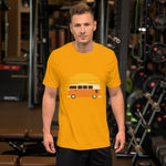 Load image into Gallery viewer, Vintage Minivan Men T-Shirt