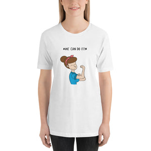 We Can Do it Women T-Shirt