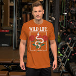 Load image into Gallery viewer, Wild Life Men T-Shirt