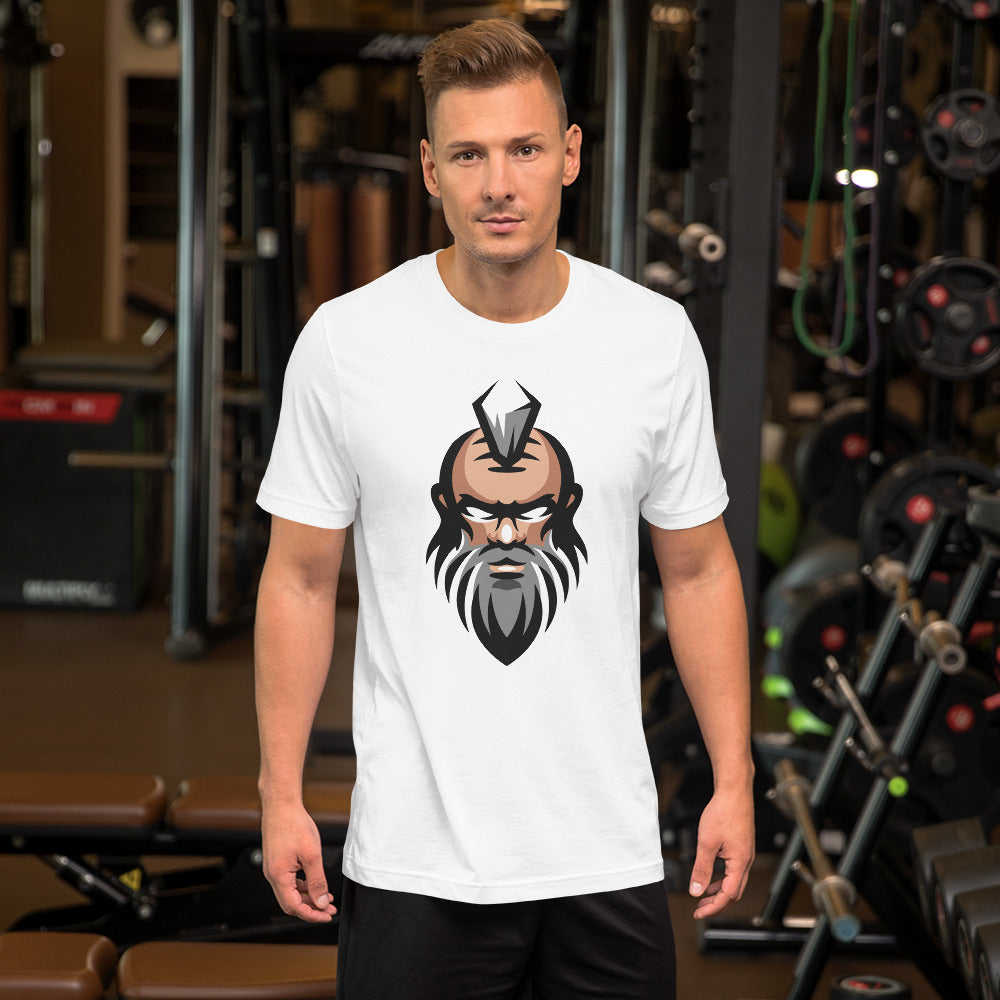 Viking Old Men  T-Shirt