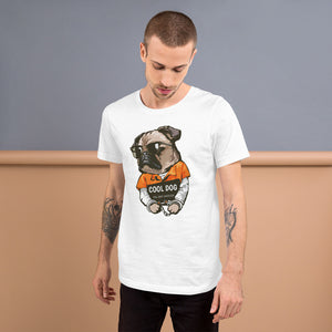 Cool Dog Unisex T-Shirt
