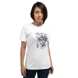 Antique statue Women T-Shirt