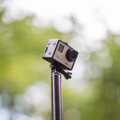 DocaPole 30 Foot Extension Pole + Swivel Camera Adapter