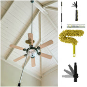 DocaPole 24 Foot Extension Pole + Ceiling Fan Duster