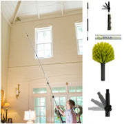 DocaPole 24 Foot Extension Pole + Cobweb Duster