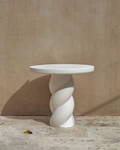 Twister Side Table (Outdoor)