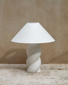Twister Table Lamp