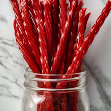 Load image into Gallery viewer, RED LICORICE TWISTS