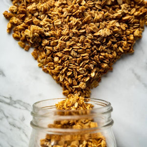 HONEY OAT GRANOLA - 8.25oz