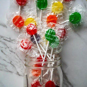 SUGAR FREE LOLLIES - 12oz