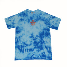 Load image into Gallery viewer, Blue Tie Dye T-Shirt