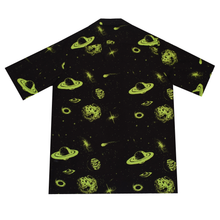 Load image into Gallery viewer, Neon Space Print Shirt