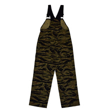 Load image into Gallery viewer, Overalls in Camo Print