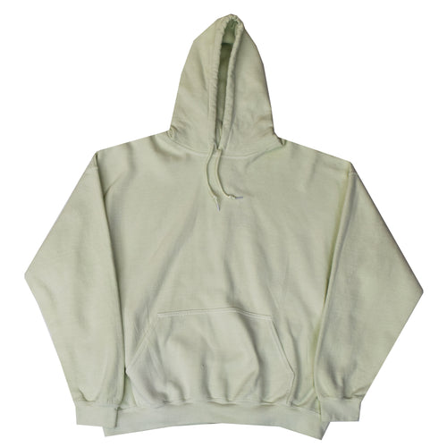 Oversized Hoodie Washed Green
