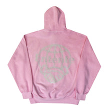 Load image into Gallery viewer, Oversized Hoodie Washed Pink