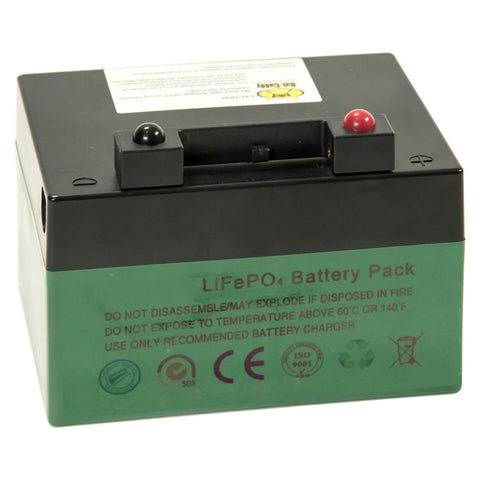 12V 25Ah Advanced Lithium-LiFePO4 Battery