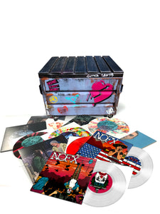 The Dumpster Diver SILVER Box Set