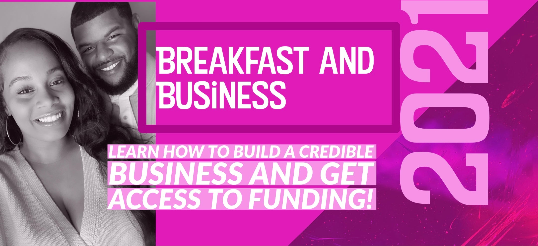 Breakfast and Business Bootcamp Live Session