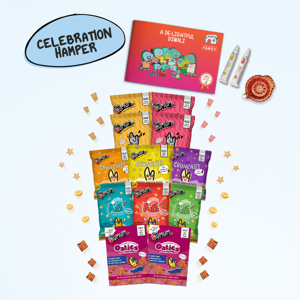 Diwali Celebration Hamper with DinoStaury <br> De-lightful Gifts