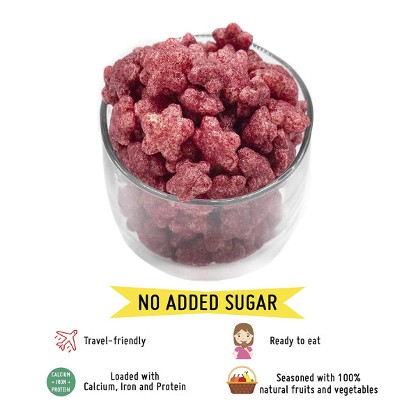 Cool Crunchies - Beetroot -<br>Pack of 9